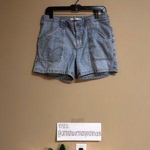 Tommy Hilfiger size 10 jean shorts